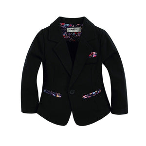 Knitted Blazer Baby/Toddler