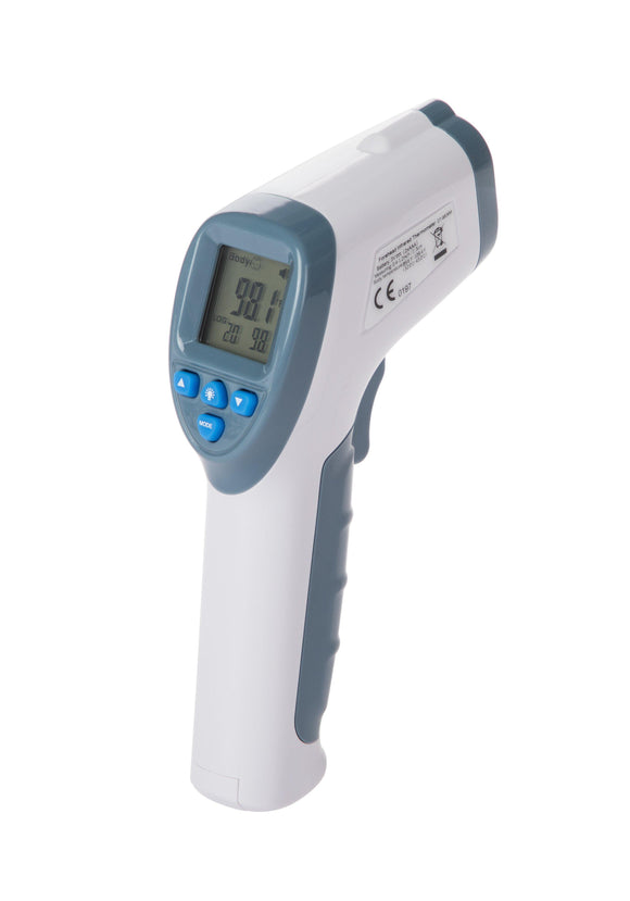 Non-Contact Forehead & Ear Infrared Digital Thermometer for Adults, Kids, Toddlers & Babies