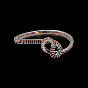 Infinity Quarter Ring - Trittello