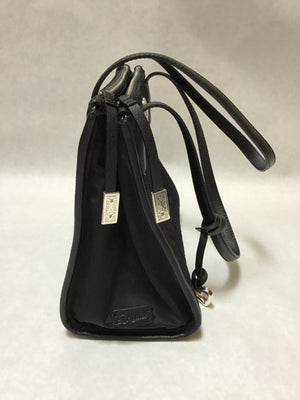 Brighton Size Medium Black Purse New!