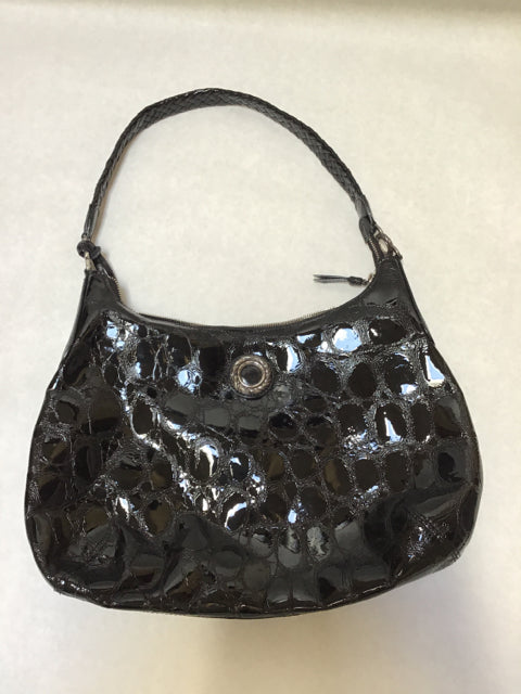 Brighton Size Medium Black Purse