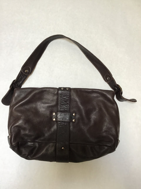 Carla Mancini Size Medium Brown Purse