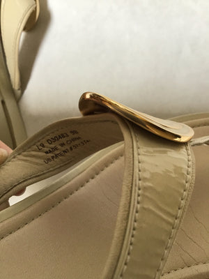 Cole Haan Size 9 Cream Off White Sandals