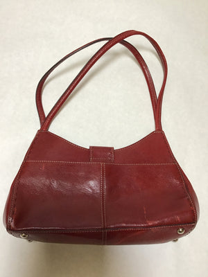 Fossil Red Purse