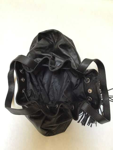 H & M Size XL Black Purse