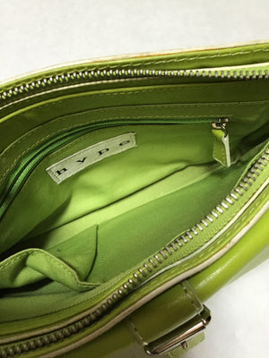Hype Size Small Lime Green Purse