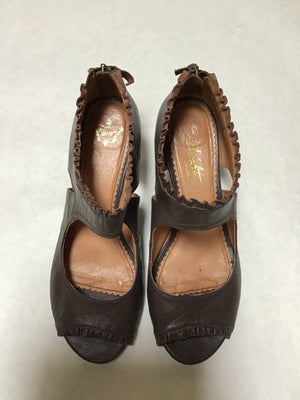 Miss Albright Size 7.5 Brown  Shoes