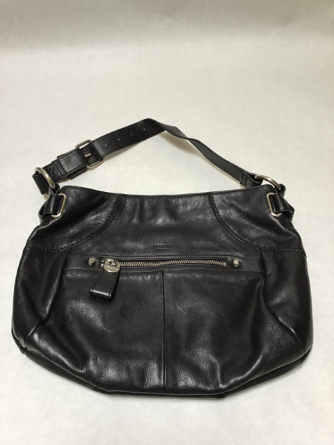 Perlina Size Large Black Purse Never Used!