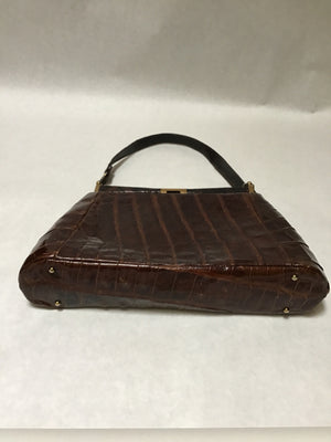 Vintage Alligator Purse