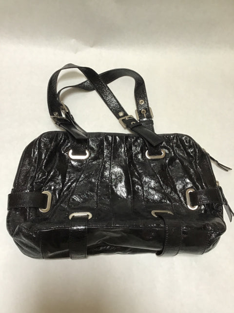 Stuart Weitzman Size Large Black Purse