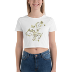 Hidden Flowers Crop Top