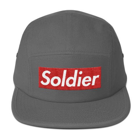 Supreme Soldier Five Panel