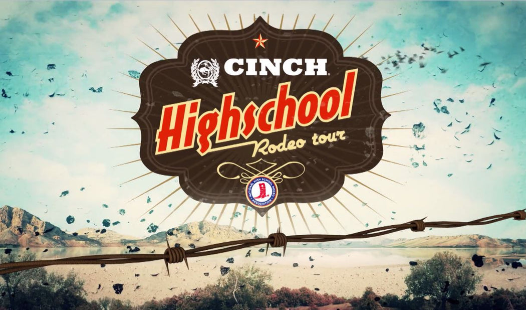 Cinch High School Rodeo Tour Videos