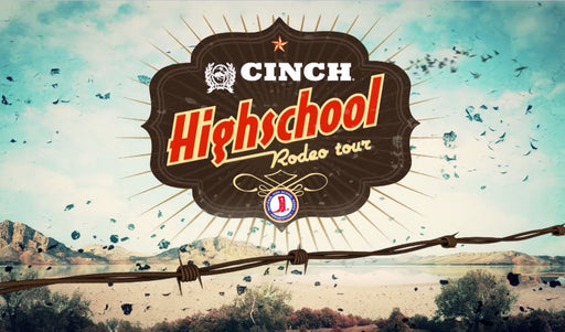 2020 Cinch High School Rodeo Tour -- NHSFR