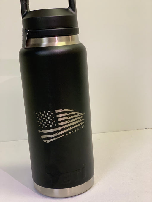 2020 NHSFR 36 oz Yeti Bottle