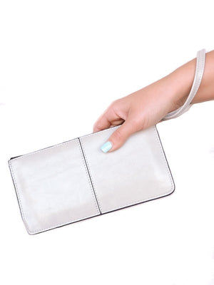Holly Vegan Wristlet