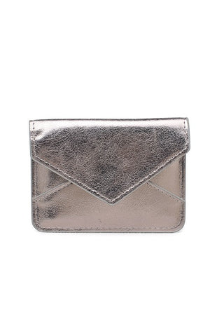 Fifi Metallic Card Case