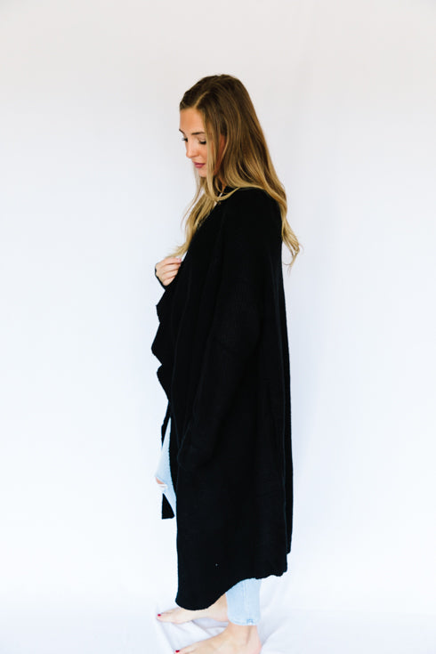 Maleficent Cape Cardigan