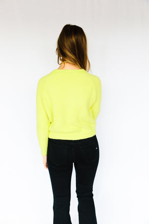 Neon Dreams Sweater