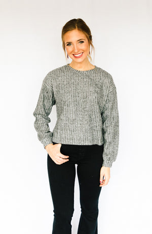Carlie Knit Top
