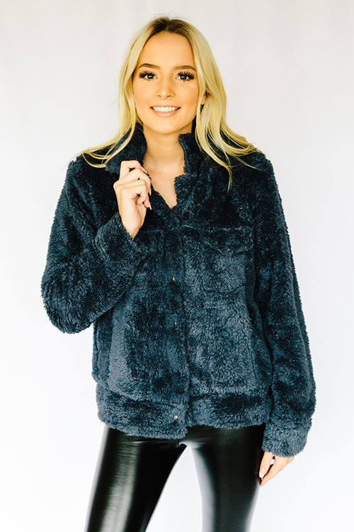Franky Faux Fur Jacket