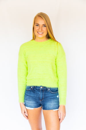 Soft Cindy Crewneck Sweater