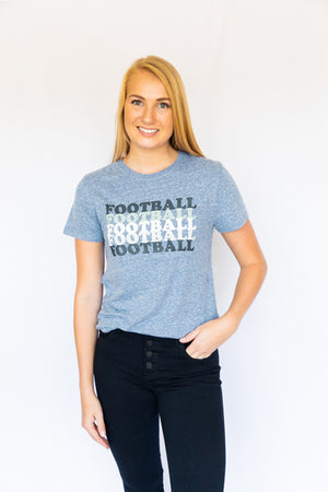 Football x5 Graphic Tee