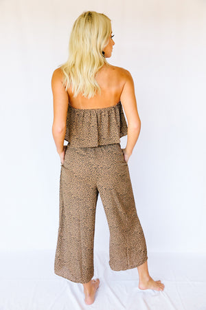 Bethanny Leopard Pant