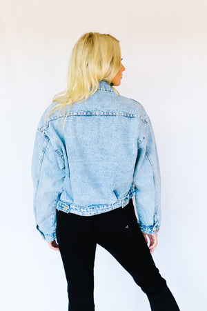 The Sadie Denim Jacket