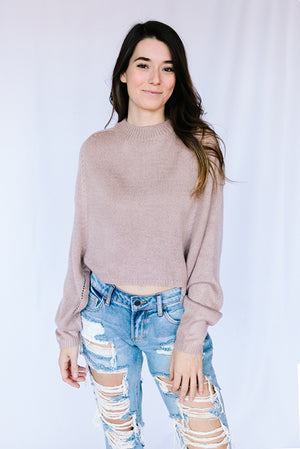 Anna Batwing Sleeve Sweater
