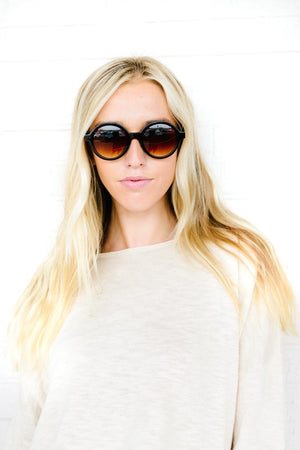 West Coast Assorted Round Sunnies