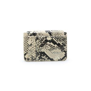 Everlee Pocket Wallet-Beige Metallic