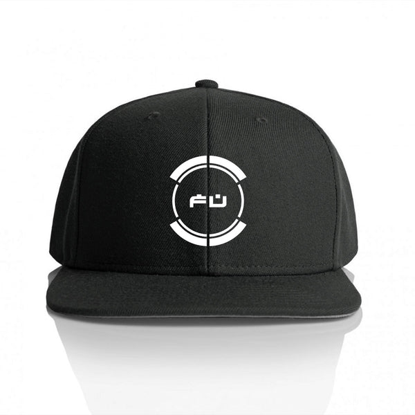 Fu bar logo Cap Black