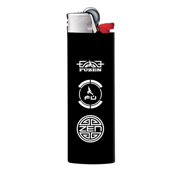 Fuzen Lighter Black
