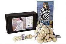 Load image into Gallery viewer, Woolly Silk Blouse Knitting Kit - DesignEtte