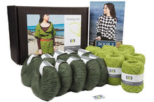 Indlæs billede til gallerivisning Northern Lights Crochet Kit - DesignEtte