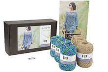 Load image into Gallery viewer, Blue Lagoon Knitting Kit - DesignEtte