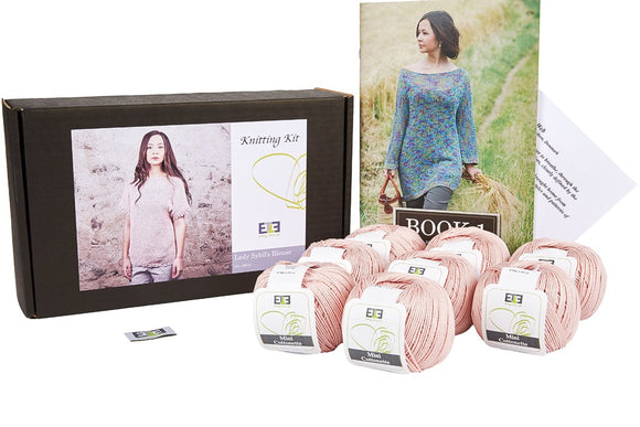 Lady Sybil's Blouse Knitting Kit