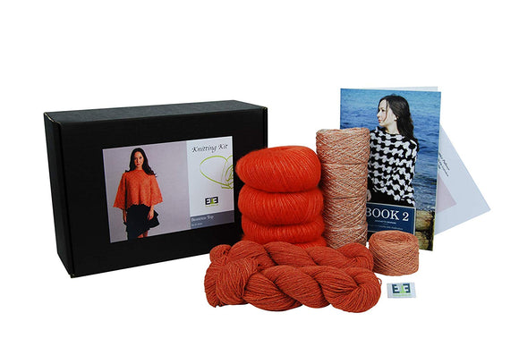 Beatrice Pullover Knitting kit