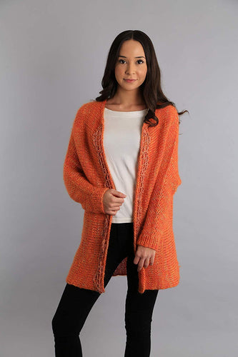 Marie Louise Cardigan Knitting Kit - DesignEtte