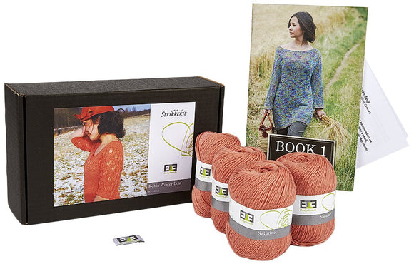 Rubia Winter Leaf Knitting Kit