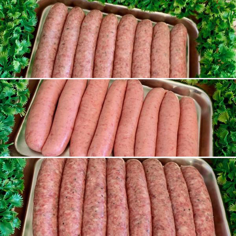 Pork Sausage Bundle