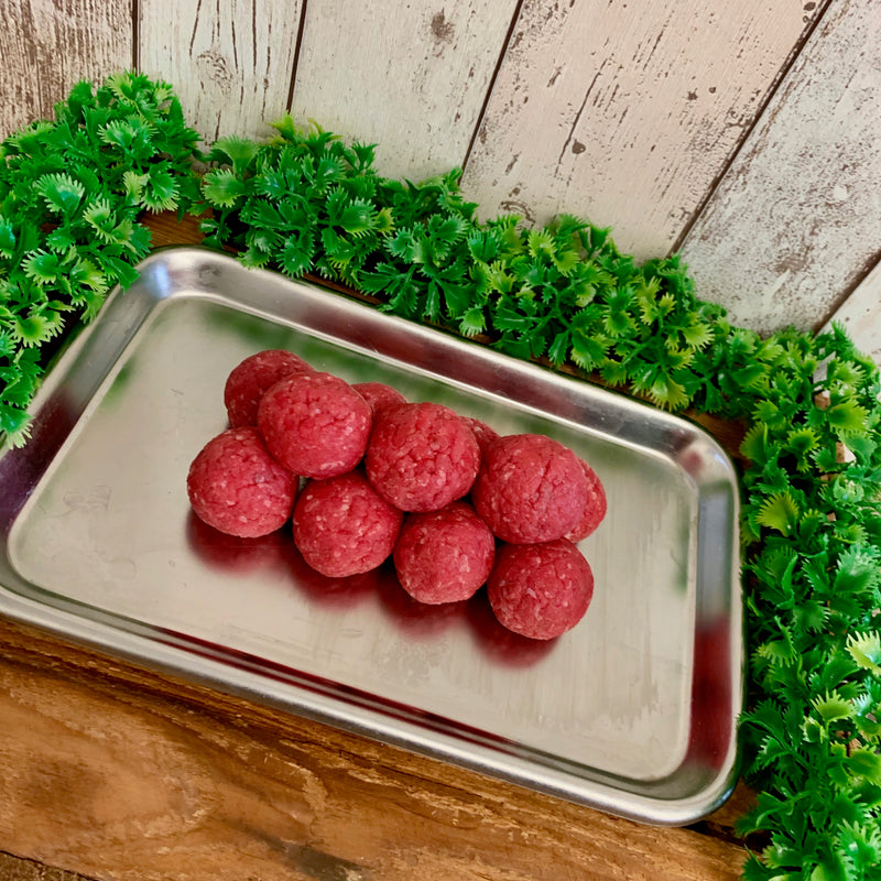 Beef Meatball 12 Pack