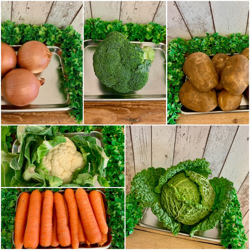 Classic Vegetable Bundle