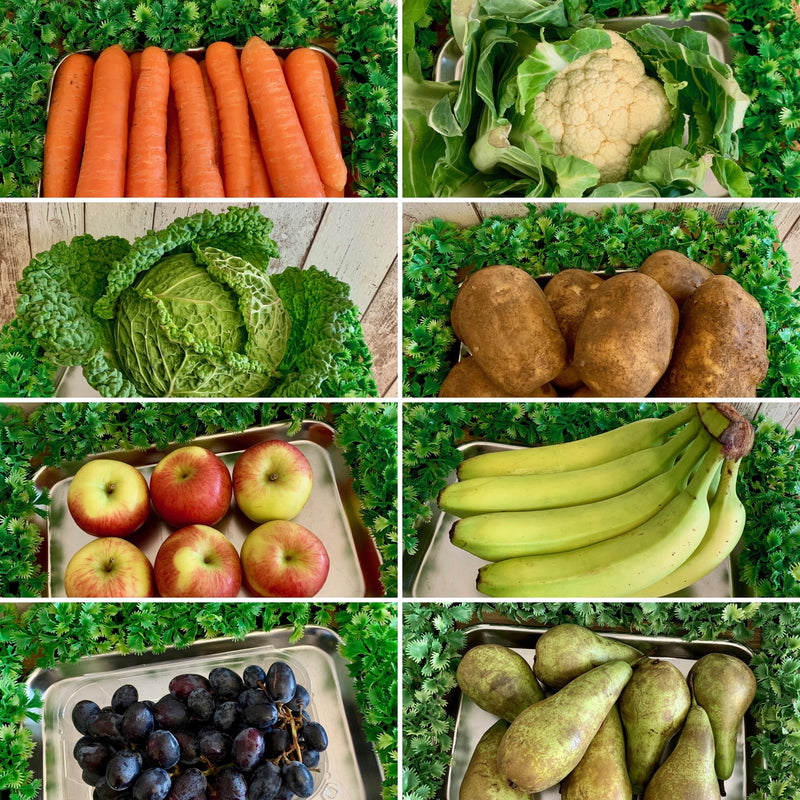 Classic Fruit & Vegetable Bundle