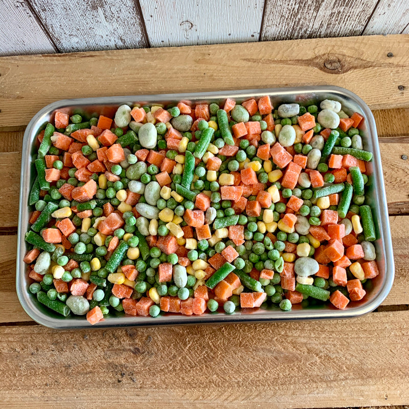 Mixed Vegetables 500g