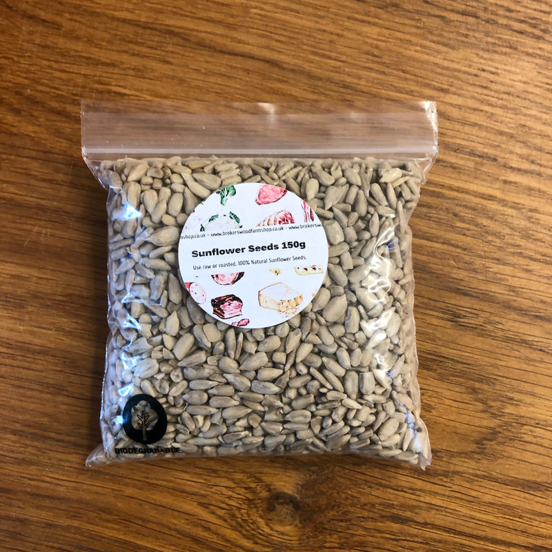 Sunflower Seeds 150g