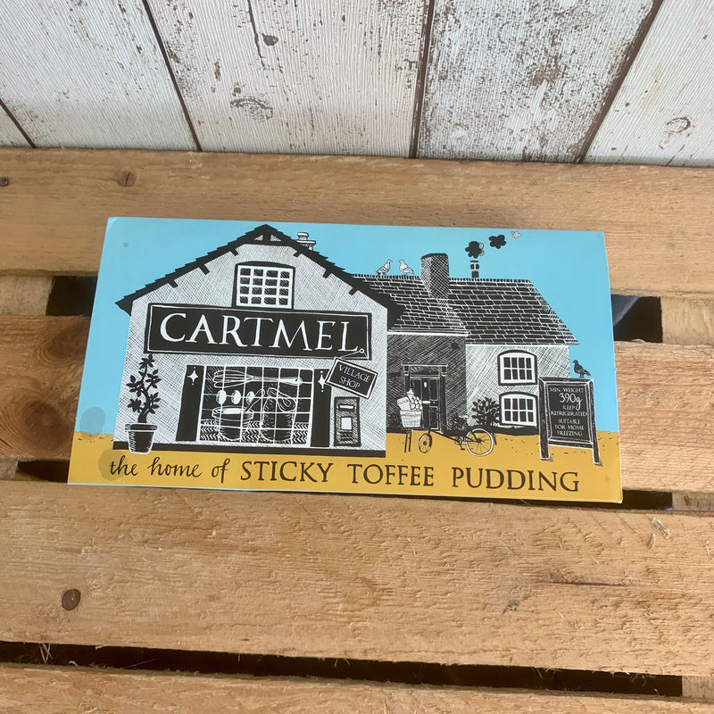 Cartmel Sticky Toffee Puddings