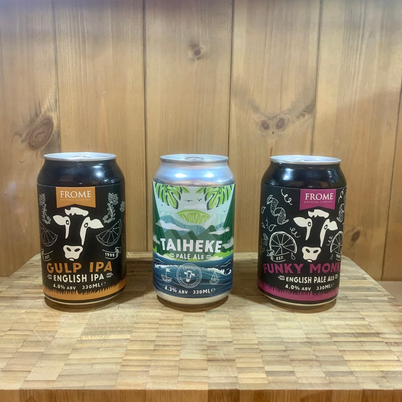 Frome Brewing Company Beers