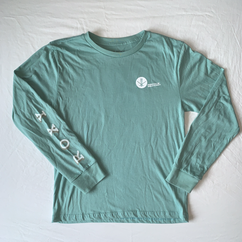 YOUTH - Roxy Mountain View Long Sleeve